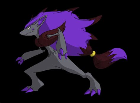 Images Of Shiny Zoroark Wallpaper Golfclub
