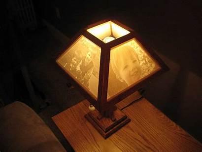 Lamp Lithophane Custom Project Craftsman
