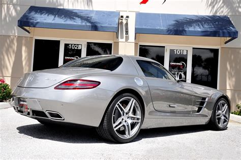 Year — 2011 (6) 2012 (2) 2014 (1) zip. 2011 Mercedes-Benz SLS AMG Gullwing Coupe Stock # 6027 for sale near Lake Park, FL | FL Mercedes ...