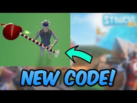 strucid pickaxe code  strucidpromocodescom