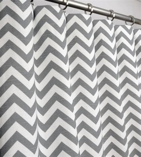 gray chevron curtains 108 items similar to ash gray white chevron zig zag curtains