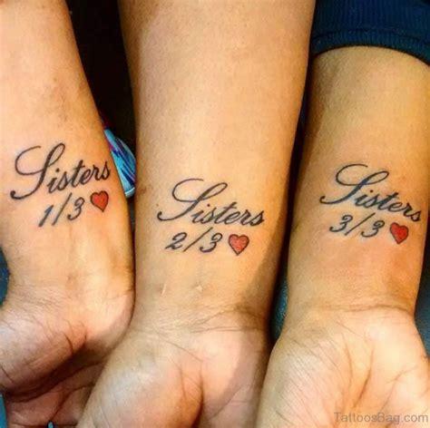 splendid sister tattoos  wrist