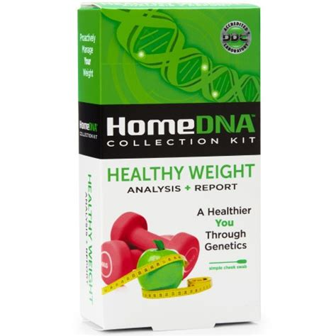 dna testing for weight loss homedna
