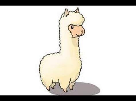 Llama Llama Coloring Page - Castrophotos