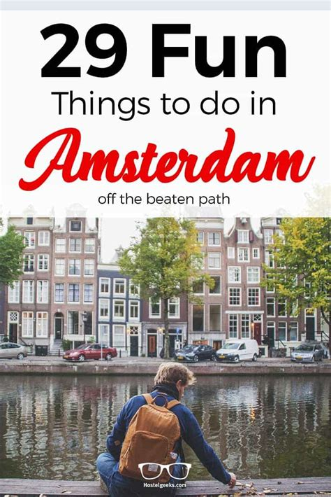 29 Fun Things To Do In Amsterdam For 2017  Coffee Shops