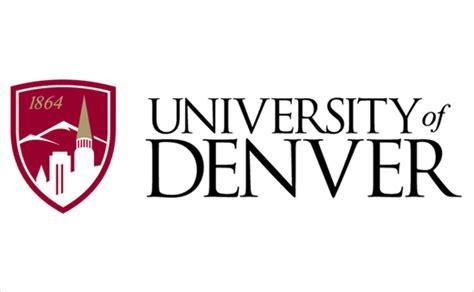 university  denver logo design logo designer