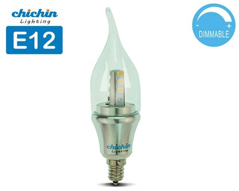 led candelabra bulb daylight dimmable 6 pack