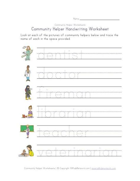 Best 25+ Community Helpers Worksheets Ideas On Pinterest  Study Helper, Community Helpers