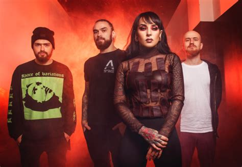 Jinjer Archives | Ghost Cult MagazineGhost Cult Magazine