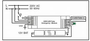 Lights Of America Model 8045 Led Conversion Wiring Diagram
