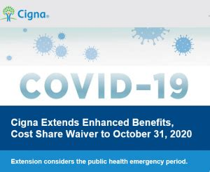 Get a free quote now and ensure your employees are covered today. Cigna's COVID-19 Enhanced Benefits Extended to 10/31/2020 - Allegiant Care