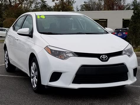 Toyota Corolla Used Cars For Sale Near Me  Blog Car Image