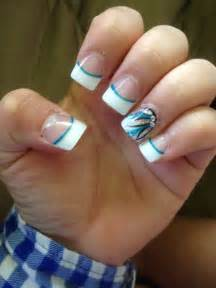 Short acrylic nail designs for prom ? another heaven nails