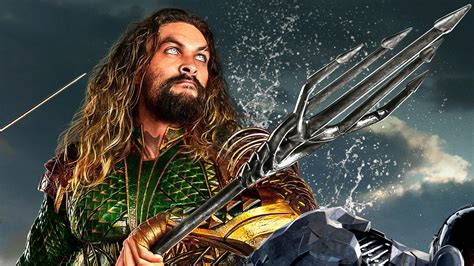 Aquaman Justice League 2017 Movie 4k Uhd Wallpaper #2243