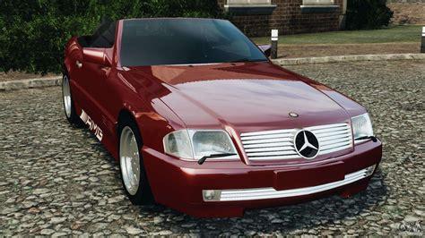 books on how cars work 1995 mercedes benz e class regenerative braking mercedes benz sl 500 amg 1995 final for gta 4