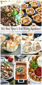 50 New Year's Eve Party Appetizers ⋆ Real Housemoms