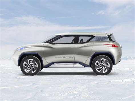 Nissan Terra Hd Picture by Nissan Terra Suv Concept 2013 Car Wallpaper 03 Of