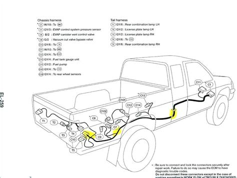 2004 dodge ram tail light wiring diagram auto electrical