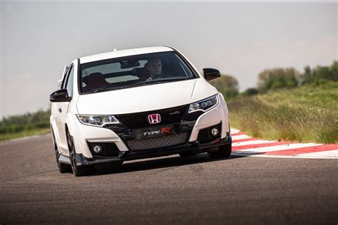 Honda Civic Type R (2016) First Drive
