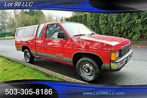 1987 Nissan Truck Xe 130k Original Miles D21 King Cab 5
