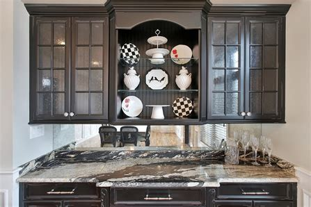 pull kitchen cabinets luxe kitchen springfield new jersey by design line 4435
