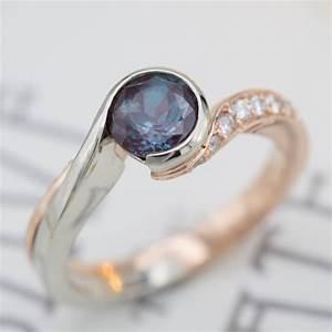 Gemstone Engagement Rings | Non-Diamond Engagement Rings ...
