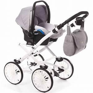 Kinderwagen Retro Style : knirpsenland kinderwagen retro style webstoff grau knirpsenland babyartikel ~ A.2002-acura-tl-radio.info Haus und Dekorationen