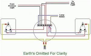 Wiring Diagrams Two Way Lighting Circuits 2 Way Lighting