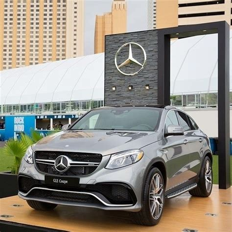 Good afternoon from the second weekend of @RockInRioUSA music festival. The Mercedes-AMG GLE63 S ...