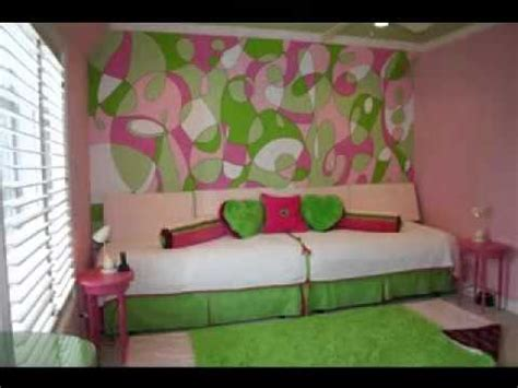 Green And Pink Bedroom by Pink And Green Bedroom Decorating Ideas