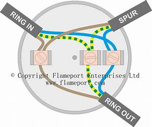 Wiring Diagram For Ring Main  U2013 Volovets Info