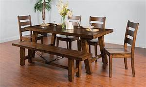 Tuscany Mahogany Dining Set Haynes Furniture Virginia39s