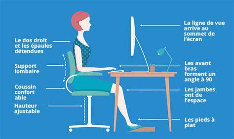 poste de travail bureau ergonomie poste de travail bureau 28 images ergonomie