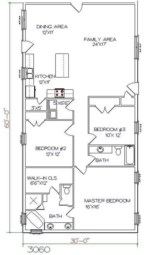 floor plans barndominium 30x60 plans from barndominium designing a house pinterest metal homes barn homes and