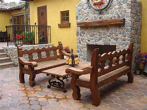 Spanish Furniture, Spanish Outdoor Furniture - Demejico