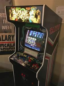Double Dragon Video Arcade Game For Sale Arcade