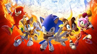 sonic boom fire  ice review ign