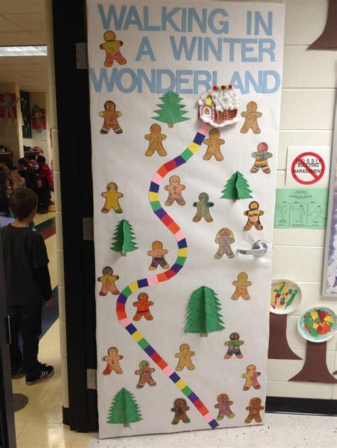 preschool door decorations for christmas 31 best doors images on classroom ideas classroom door