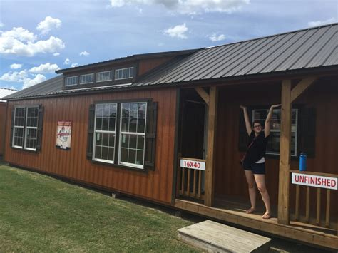 portable sheds converting a shed to a tiny house part 3 better