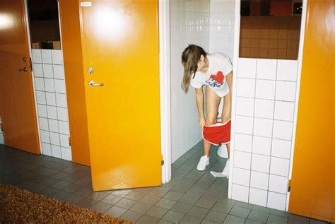 Girl Fucked Public Bathroom