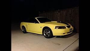 2001 Mustang GT Convertible - YouTube