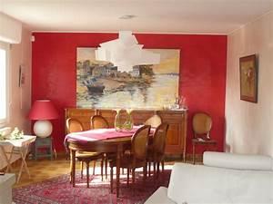 Peinture Moderne Salon : galerie photos ~ Teatrodelosmanantiales.com Idées de Décoration