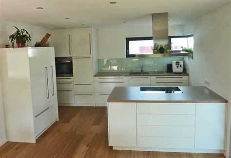 Küche Weiß Hochglanz  Die Neuesten Innenarchitekturideen
