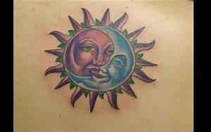 Tatouage Lune Poignet : tatouage soleil ~ Melissatoandfro.com Idées de Décoration