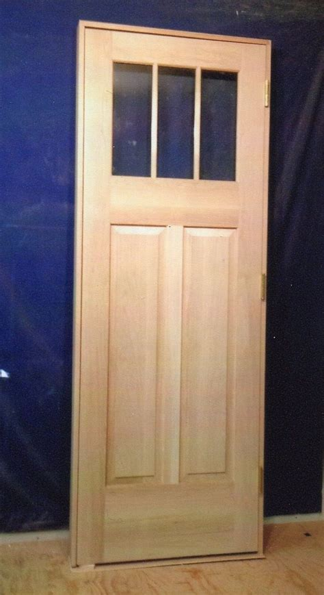 Custom Exterior Doors by Wood Custom Exterior Doors Jim Illingworth Millwork Llc