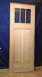 Wood Custom Exterior doors – Jim Illingworth Millwork, LLC