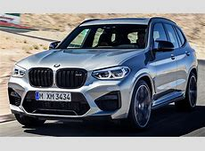 BMW X3 M 2019 Motor & Ausstattung autozeitungde