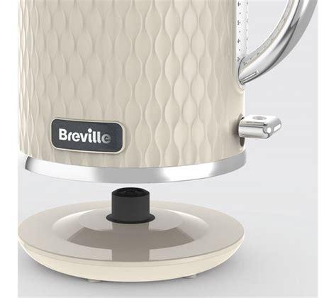 Buy BREVILLE Curve VKT019 Jug Kettle   Cream   Free