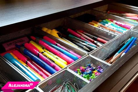 how to keep office desk organized how to organize office supplies in the home office