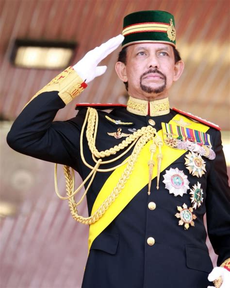 sultan hassanal bolkiah about quotes trivia